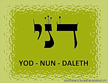 YOD NUN DALETH