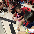 Halloween Carinval of JR KG Section ( 2017-18) at Witty World, Bangur Nagar