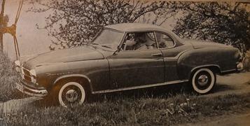 Borgward 1960 Isabella