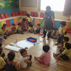 Foot & Palm Activity (Nursery) 21.04.2015