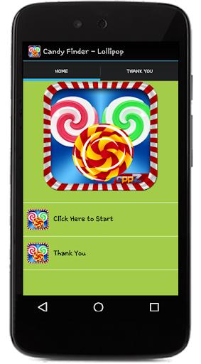 Candy Finder - Lollipop