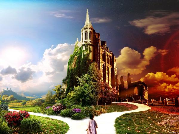 At The Crossroads Of The Worlds, Magick Lands 2