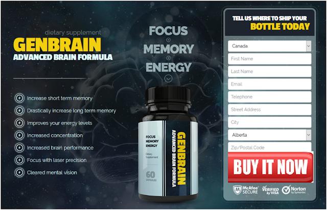 where to buy genbrain advance brain formula?