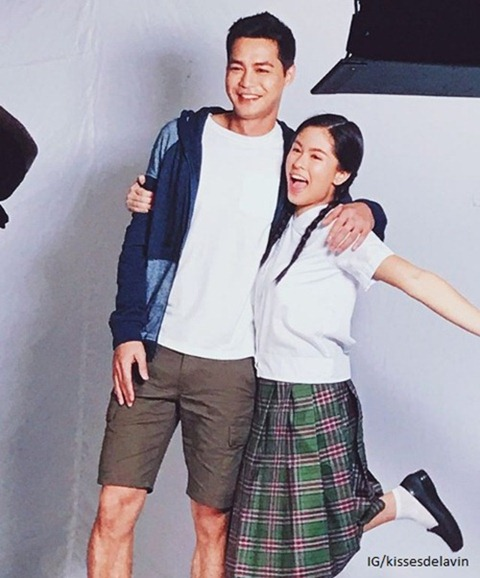 Zanjoe Marudo and Kisses Delavin for Play House