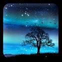 Aurora Free Live Wallpaper icon