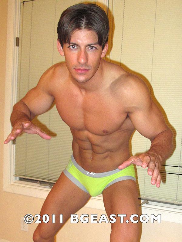 Zack Vazquez Naked 35