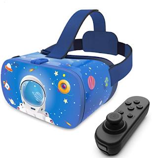 Kid friendly VR headset for fun