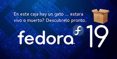 Fedora 19 Beta disponible para pruebas
