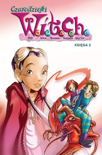 Witch tom 2 okładka