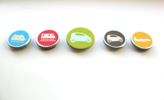 little car magnets
