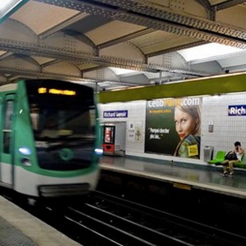 Metro Paris: Yang Tidak Boleh Dilakukan!