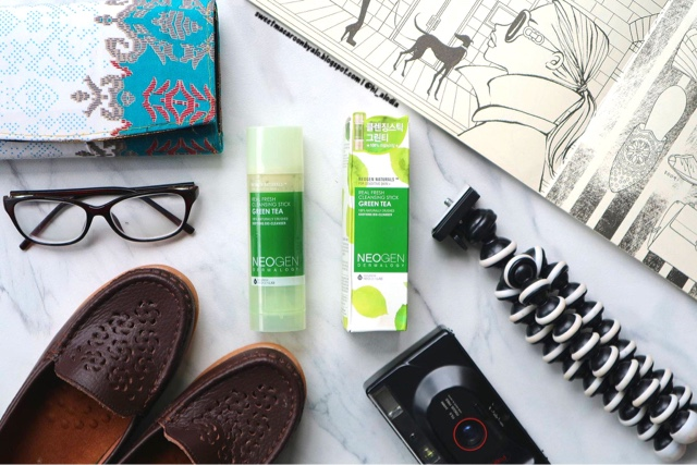 NEOGEN Real Fresh Cleansing Stick Green Tea