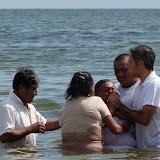 Mari is baptized!