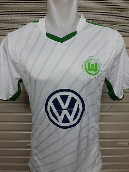 Jual Jersey Wolfsburg Away Terbaru 2014-2015