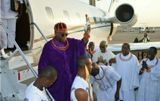 Oba of Benin visits Abuja,first after 2016 coronation.