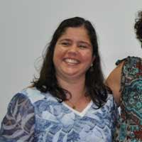 Amanda Aouad no Mulheres do Audiovisual na Bahia - Facom - 2015