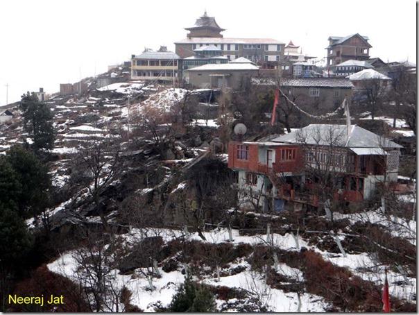 Kalpa in Winters