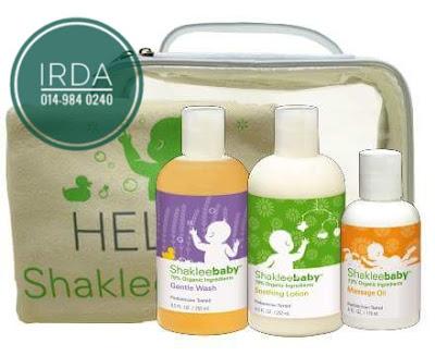 produk shaklee untuk baby