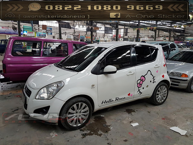 suzuki splash modifikasi sticker