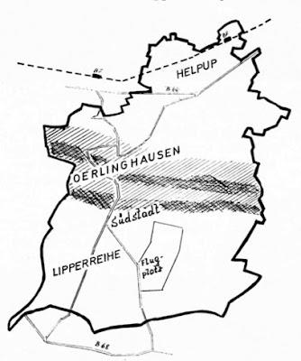 Großgemeinde Oerlimghausen.