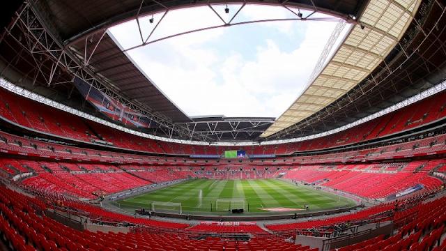 ملعب ويمبلي (Wembley Stadium) - إنكلترا