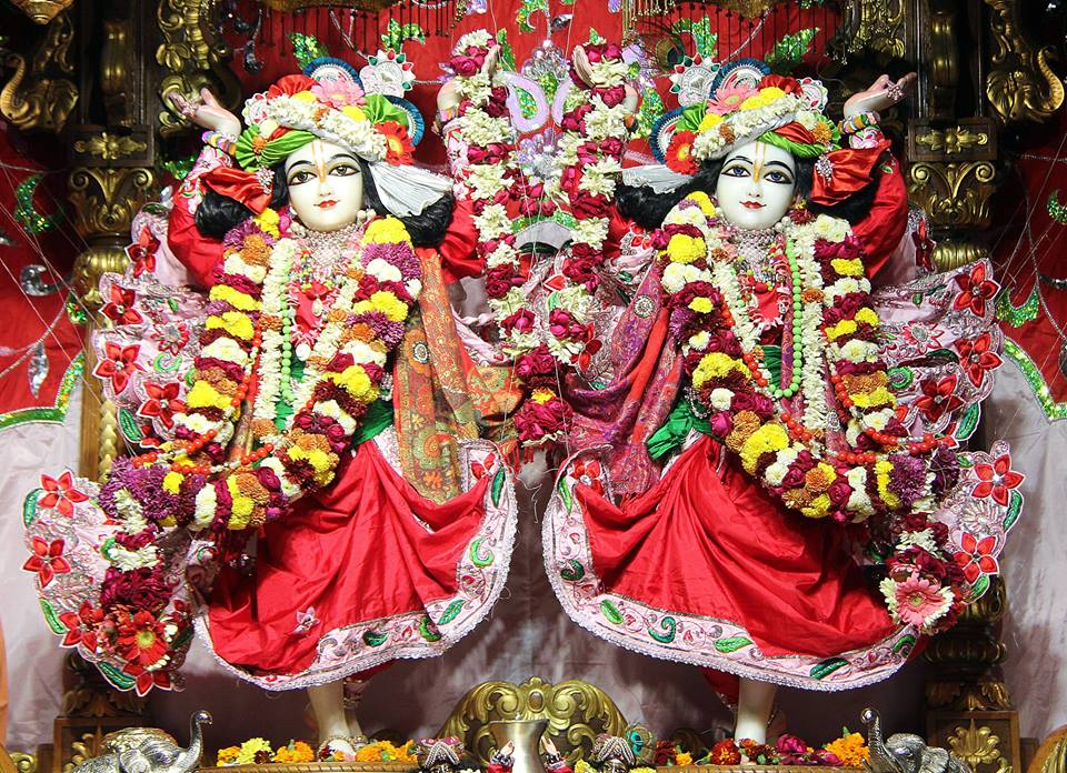 ISKCON Delhi Deity Darshan 06 Jan 2016 (11)
