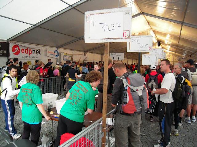 """12 août 2011: 42ème édition des 100km de la """"Dodentocht"""" DSCN5673"""