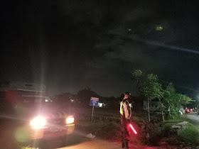 Polsek Sumberasih Intensifkan Patroli Pada Jam Rawan