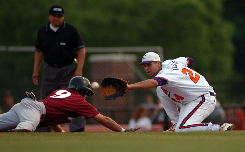 Clemson vs. South Carolina Photos - 2006, Baseball, South Carolina