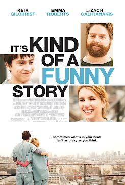 Una historia casi divertida - It's Kind of a Funny Story (2010)