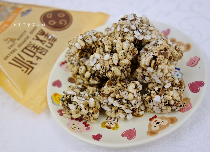15 穀點派Goog Puffed Grains 古早味米香 五穀派 海苔