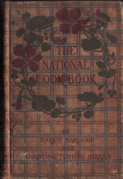 National Cookbook 1896