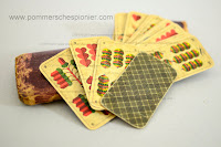 WWI German playing cards