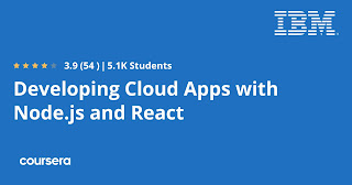 Best Coursera course to learn node.js and react.js