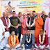 झांसी, भगवान श्री परशुराम सेवा संस्थान द्वारा आयोजित होली मिलन समारोह में ब्राहाम्ण समाज की एकता पर बल दिया गया