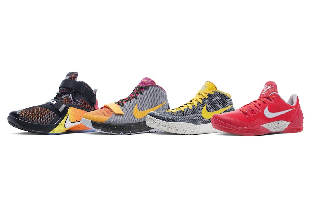 online store 2f77d 63916 ... Nike Launches 2015 RISE Collection Including Zoom LeBron Soldier 9