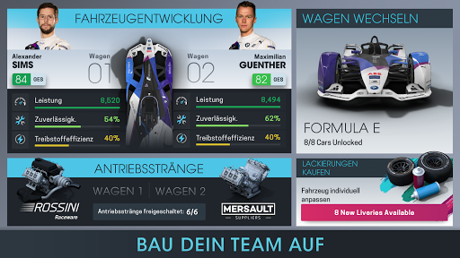 Motorsport Manager Online screenshot 2