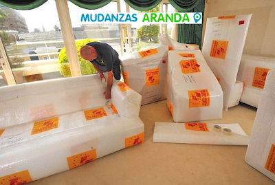 Mudanzas pisos Aranda de Duero