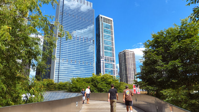 Millennium Park, Parque del Milenio, Chicago, Elisa N, Blog de Viajes, Lifestyle, Travel