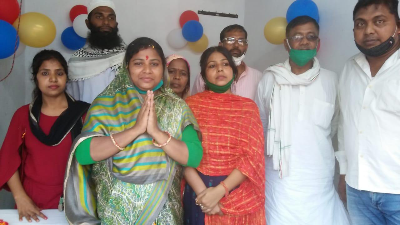 विकास क्षेत्र में चौपट ,जनता है बेगूसराय क्षेत्र की त्राहिमाम ! डाँ.संजू प्रिया