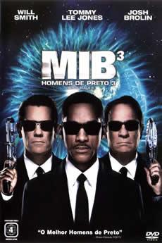 capa MIB3 – Homens de Preto 3