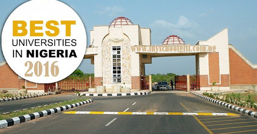 Checkout the latest ranking of Universities in Nigeria Top 100 ~ SchoolGisty.Ng - Nigeria School News, Gist and Updates