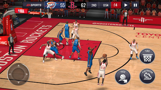NBA LIVE Mobile Baloncesto  trampa 7