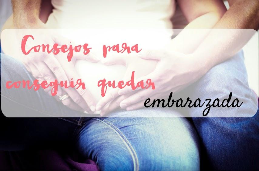 imagen consejos para quedarse embarazada