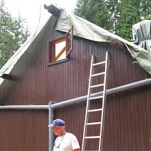 Delovna akcija - Streha, Črni dol 2006 - streha%2B160.jpg