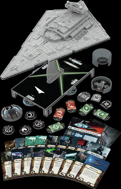 Destructor Estelar clase Imperial Star Wars Armada Wave 2