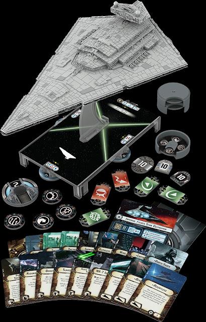 Destructor Estelar clase Imperial Star Wars Armada Wave 2