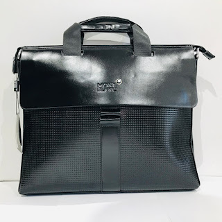 Montblanc NEW Meisterstuck Solitaire Briefcase