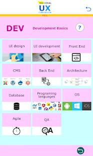 Quick Visual UX Design Full Screenshot