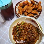 Dapur FiezaSani - Dua Menu Sarapan Pagi